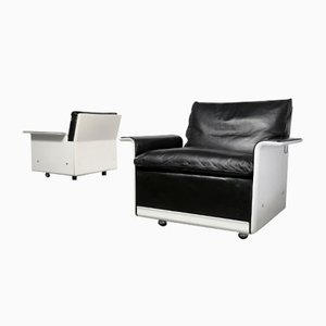 Model RZ 620 Lounge Chair by Dieter Rams for Vitsoe, 1985