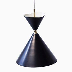 Lámpara de techo diábolo, años 50