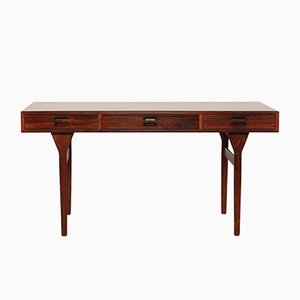 Vintage Rosewood Desk by Nanna Ditzel for Søren Willadsen