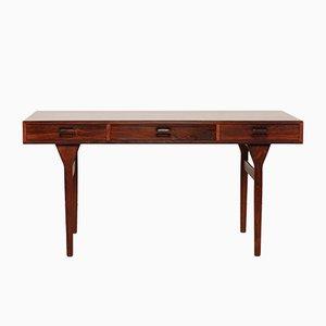 Vintage Rosewood Desk by Nanna Ditzel for Søren Willadsen
