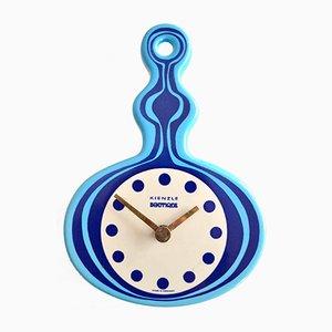 Horloge Murale de Boutique de Kienzle, 1970s