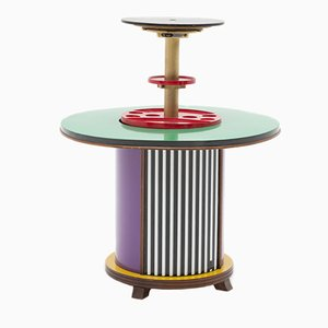 Bar Cabinet by Doro Cundo for Singer & Sons, 1980s
