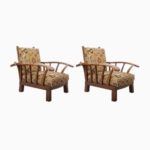 Art Deco Sessel, 2er Set