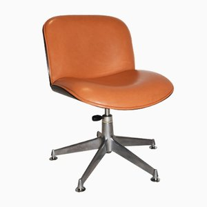 Vintage Swivel Chair by Ico Parisi for Mim, 1950s