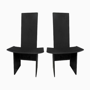 Chairs by Kazuhide Takahama for Simon International, 1972, Set of 2