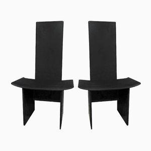 Stühle von Kazuhide Takahama für Simon International, 1972, 2er Set