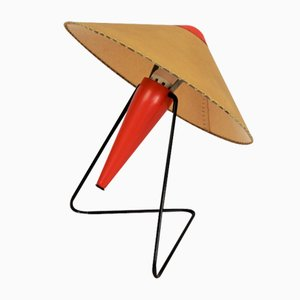 Lampada da tavolo di Helena Frantová per OKOLO, anni '50