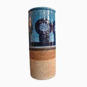 Vase Mid-Century par Inger Persson pour Rörstrand, Suède