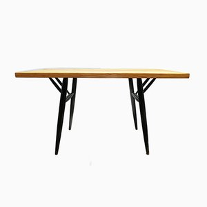 Table Pirkka par Ilmari Tapiovaara pour Laukaan Puu, 1960s