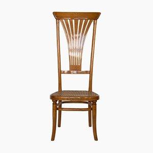 Stuhl mit Hoher Rückenlehne von Thonet, 1916