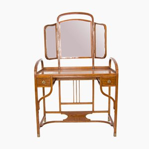 Vanity Table in Flowering Ash from Thonet, 1905
