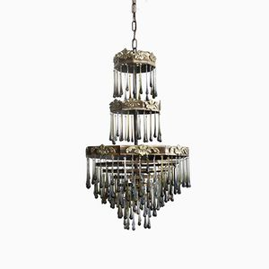 Waterfall Chandelier, 1920s