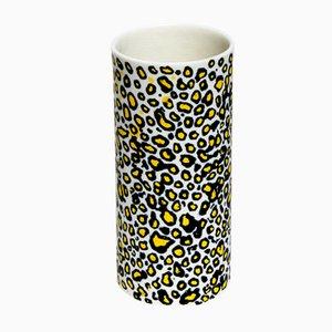 Leo Camouflage Vase by Ahryun Lee, 2017