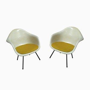 LAX Sessel von Charles & Ray Eames für Mobilier International, 1970er, 2er Set