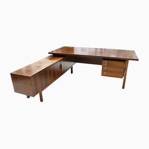 Rosewood Desk by Arne Vodder, 1960