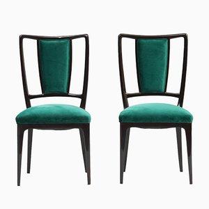 Chaises de Salon par Vittorio Dassi, Set de 6