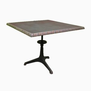 Mid-Century Industrial Art Table