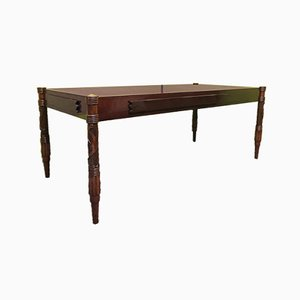 Mid-Century Dining Room Table in the Style of Pierluigi Colli
