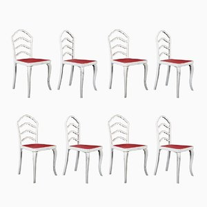 Dining Chairs from Thonet, 1930s, Set of 8