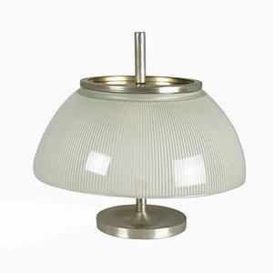 Lampada da tavolo Alfetta di Sergio Mazza per Artemide, anni '60