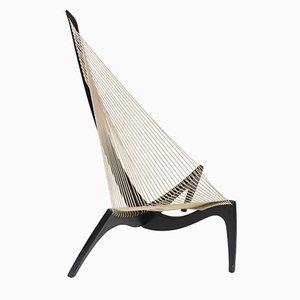 Harp Chair by Jørgen Høvelskov, 1968