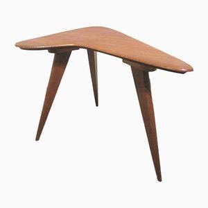 Mid-Century Boomerang Side Table