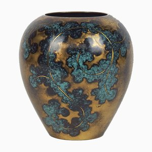 Vintage Ikora Vase von WMF, 1935