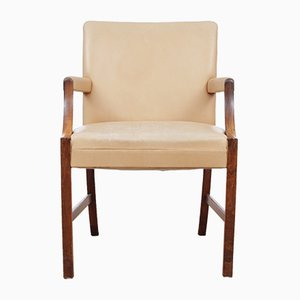 Mid-Century Armchair by Ole Wanscher for A.J. Iversen