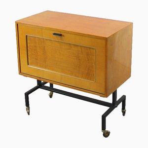 Mueble francés de fresno, años 60