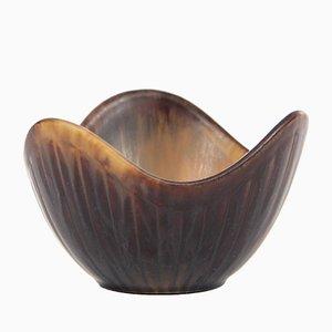 Cuenco modelo ASH escandinavo de cerámica de Gunnar Nylund para Rörstrand, años 60