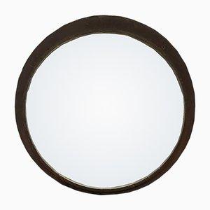 Vintage Large Convex Mirror