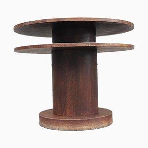 Tavolino modernista di De Coene Freres, Belgio, anni '30