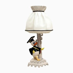 Lampe de Bureau Disney par G. Girardi, 1950s