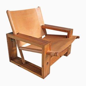 Niederländischer Vintage Sessel von Ate van Apeldoorn für Houtwerk Hattem, 1970er