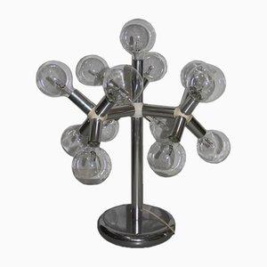 Lámpara de mesa vintage de Robert Haussmann, años 70
