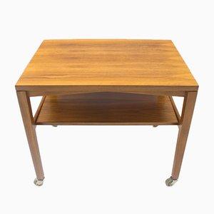 Side Table on Castors by Wilhelm Renz, 1960s