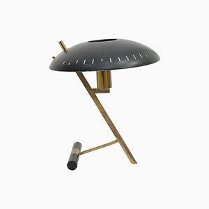 Vintage Z Tischlampe von Louis Kalff für Philips