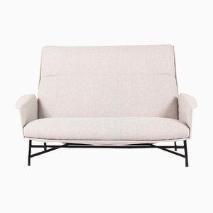 Sofá de Claude Vassal para Claude Delor, años 50