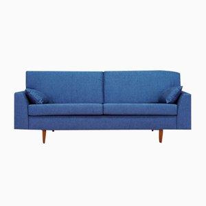 Vintage Rosewood Danish Sofa
