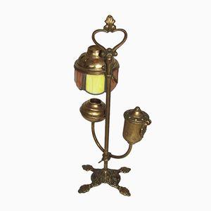 Lampe à Huile Mug Mid-Century