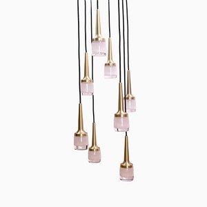 Vintage Kaskaden Lampe von Staff