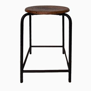Industrial Bar Stool, 1920s
