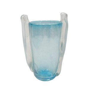 Vaso in vetro di Murano di Seguso Vetri d'Arte, anni '60
