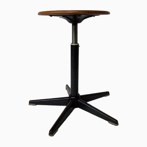 Industrial Swivel Stool, 1960s