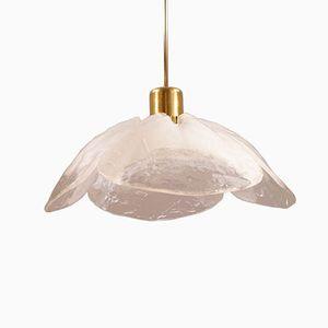 Grande Lampe Vintage en Verre de Murano de Kalmar