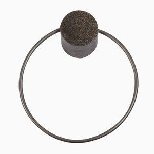 Fontane Bianche Handtuch-Ring von Elisa Ossino für Salvatori