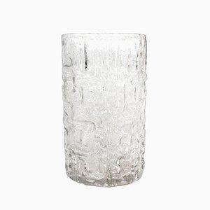 Vintage Vase aus Geschliffenem Kristallglas von Tapio Wirkkala für Littala