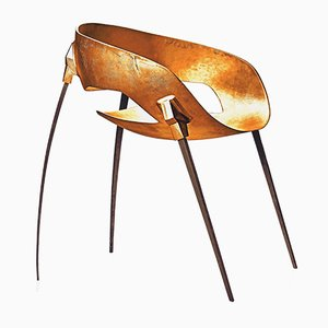 Chaise Sputnik Nautilus Edition par Harow