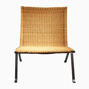 Vintage PK22 Chair by Poul Kjaerholm for E. Kold Christensen