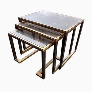 Tavolini a incastro neoclassici